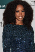 Kelly Rowland at the Clive Davis And The Recording Academys 2012 Pre-GRAMMY Gala, Beverly Hilton Hotel, Beverly Hills, CA 02-11-12 — Stock Photo