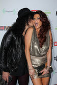 Slash, Perla Hudson — Stock Photo