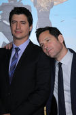 Ken Marino, Paul Rudd — Stock Photo