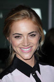 "Emily Wickersham at the ""Gone"" Los Angeles Premiere, Arclight, Hollywood, CA 02-21-12 — Stock Photo"