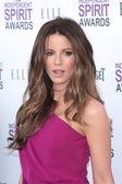 Kate Beckinsale at the 2012 Film Independent Spirit Awards, Santa Monica, CA 02-25-12 — Stock Photo