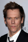 """Kevin Bacon at the West Coast Premiere Reading of """"8"""" Shows, Wilshire Ebell Theater, Los Angeles, CA 03-03-12 — Stock Photo"""