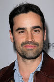 "Jesse Bradford at the West Coast Premiere Reading of ""8"" Shows, Wilshire Ebell Theater, Los Angeles, CA 03-03-12 — Stock Photo"