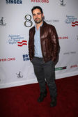 """Jesse Bradford at the West Coast Premiere Reading of """"8"""" Shows, Wilshire Ebell Theater, Los Angeles, CA 03-03-12 — Stock Photo"""
