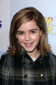 Kiernan Shipka at the Mirror Mirror Los Angeles Premiere, Chinese Theater, Hollywood, CA 03-17-12 — Photo