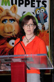 Lisa Henson at the Muppets Star on the Hollywood Walk of Fame, Hollywood, CA 03-20-12 — Stock Photo