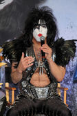 Paul Stanley at the KISS & Motley Crue Press Conference, Roosevelt Hotel, Hollywood, CA 03-20-12 — Foto de Stock