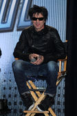 Tommy Lee at the KISS & Motley Crue Press Conference, Roosevelt Hotel, Hollywood, CA 03-20-12 — Stok fotoğraf