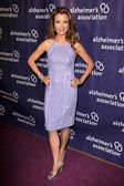 """Jane Seymour at the 20th Anniversary Alzheimer's Association """"A Night at Sardi's,"""" Beverly Hilton Hotel, Beverly Hills, CA 03-21-12 — Stock Photo"""