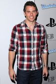 James Marsden at the EBMRF And PlayStation Epic Halloween Bash, Private Location, Los Angeles, CA 10-27-12 — Stock Photo