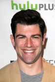 """Max Greenfield at """"New Girl"""" at PaleyFest 2012, Saban Theatre, Beverly Hills, CA 03-05-12 — Stock Photo"""
