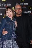"""Kyle T. Heffner and Naomi at the """"Head Over Spurs in Love"""" Premiere, Majestic Crest Theater, Westwood, CA. 03-24-11 — Stock Photo"""