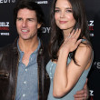 Tom Cruise and Katie Holmes — Stock Photo #14403079