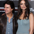 Постер, плакат: Tom Cruise and Katie Holmes