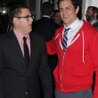 Stockfoto: Jonah Hill and Johnny Knoxville