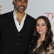 Постер, плакат: Rick Fox and Eliza Dushku