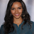 "Jessica Lucas  at the ""Super 8"" Blu-ray And DVD Release Party, AMPAS Samuel Goldwyn Theater, Beverly Hills, CA 11-22-11 — Stock Photo"