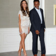 Foto Stock: Kate Beckinsale and Anthony Mackie at 2012 Film Independent Spirit Award Nominations Announcement, London , West Hollywood, C11-29-11