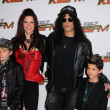 Slash and family — Stock Photo #14409417