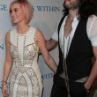 Постер, плакат: Katy Perry and Russell Brand at the 3rd Annual Change Begins Within Benefit Celebration Los Angeles Times Central Court Los Angeles CA 12 03 11