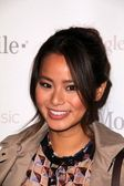 Jamie Chung at Google And T-Mobile Celebrate The Launch Of Google Music, Mr. Brainwash Studios, Los Angeles, CA 11-16-11 — Stock Photo