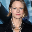 """Jodie Foster at the """"Sherlock Holmes: A Game Of Shadows"""" Los Angeles Premiere, Village Theatre, Westwood, CA 12-06-11 — Stock Photo"""