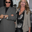 Gene Simmons, Shannon Tweed — Stock Photo
