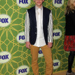 Stock Photo: Kevin McHale at FOX All-Star Party, Castle Green, Pasadena, C01-08-12