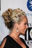 Kendra Wilkinson at the 2011 Divine Design Gala, Beverly Hilton Hotel, Beverly Hills, CA 12-07-11 — Stock Photo