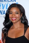 Gabrielle Union at the 2011 American Giving Awards, Dorothy Chandler Pavilion, Los Angeles, CA 12-09-11 — Stock Photo