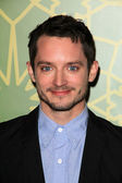 Elijah Wood at the FOX All-Star Party, Castle Green, Pasadena, CA 01-08-12 — Stock Photo
