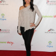 Aimee Garcia  at the Los Angeles Derby Prelude Party, The London, West Hollywood, CA 01-12-12 — Stock Photo
