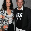 Stock Photo: Balthazar Getty and wife at W Magazine Best Performances Issue Golden Globes Party, Chateau Marmont, West Hollywood, C01-13-12