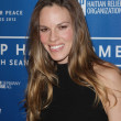 Stock Photo: Hilary Swank at CinemFor Peace Fundraiser For Haiti, Montage, Beverly Hills, C01-14-12