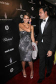 Jessica Alba, Cash Warren at the Weinstein Company's 2012 Golden Globe After Party, Beverly Hiltron Hotel, Beverly Hills, CA 01-15-12 — Foto Stock