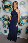 Kim Dickens at the HBO 2012 Golden Globe Awards Post Party, Beverly Hilton Hotel, Beverly Hills, CA 01-15-12 — Stock Photo
