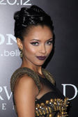"Kat Graham at the ""Underworld Awakening"" World Premiere, Chinese Theater, Hollywood, CA 01-19-12 — Stock Photo"
