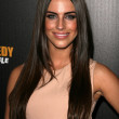 "Jessica Lowndes  at the premiere of Jamie Kennedy's Showtime Special ""Uncomfortable,"" Drai's, Hollywood, CA. 11-04-10 — Stock Photo"