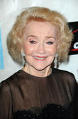Agnes Nixon at the Peace Over Violence 39th Annual Humanitarian Awards, Beverly Hills Hotel, Beverly Hills, CA. 10-29-10 — Stock Photo