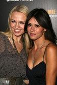 Irina Voronina and Angela Gots — Stock Photo