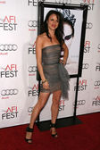 """Juliette Lewis at the AFI Fest 2010 Closing Night Gala Screening of """"Black Swan,"""" Chinese Theater, Hollywood, CA. 11-11-10 — Stock Photo"""