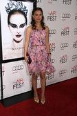 Natalie Portman — Stock Photo
