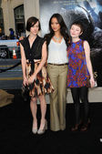 Jena Malone, Jamie Chung, Emily Browning — Stock Photo