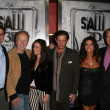 Постер, плакат: Tobin Bell Shawnee Smith Costas Mandylor Betsy Russell and Cary Elwes