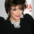 Joan Collins - Foto Stock