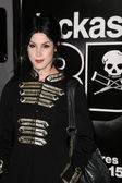"Kat Von D at the premiere of ""Jackass 3D,"" Chinese Theater, Hollywood, CA. 10-13-10 — Stock Photo"
