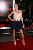 AJ Michalka at the Red Los Angeles Screening, Chinese Theater, Hollywood, CA. 10-11-10 — Stock Photo