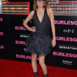 Keltie Colleen at Burlesque Los Angeles Premiere, Chinese Theater, Hollywood, CA. 11-15-10 — Stock Photo #14470089