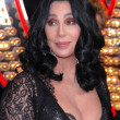 "Cher at ""Burlesque"" Los Angeles Premiere, Chinese Theater, Hollywood, CA. 11-15-10 — Stock Photo #14470835"