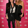 Kyle Richards and Taylor Armstrong  at US Weekly's Hot Hollywood Event, Colony, Hollywood, CA. 11-18-10 — Stock Photo